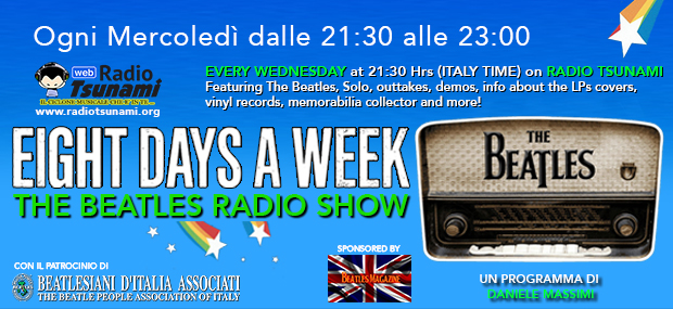 Eight Days A Week - The Beatles Radio Show